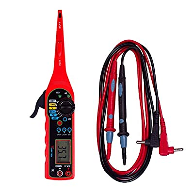 VDIAGTOOL Auto Circuit Tester MS8211 Multimeter Lamp Car Repair Automotive Electrical Circuit Testers Multimeter 0V-380V Voltage
