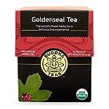 Buddha Teas Goldenseal Tea, 18 Count (Pack of 6)