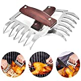 Stainless Steel Metal Meat Claws Divider BBQ Meat Shredder Claws Outdoor BBQ Tools