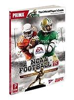 NCAA Football 13 - The Official Player's Guide de Gamer Media Inc
