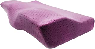 Fine Multifunctional Lumbar Support Cushion,Soft Memory Foam Sleeping Pillow Sciatica and Joint Pain Relief,Orthopedic Side Sleeper Bed Cushion