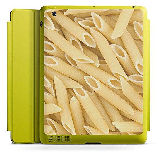 DeinDesign Apple iPad 3 Smart Case Limette Hülle mit Ständer Schutzhülle Nudeln Penne Food