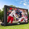 Vivohome Inflatable Blow up Mega Movie Projector Screen