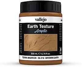 Vallejo Brown Earth Gel, 200ml