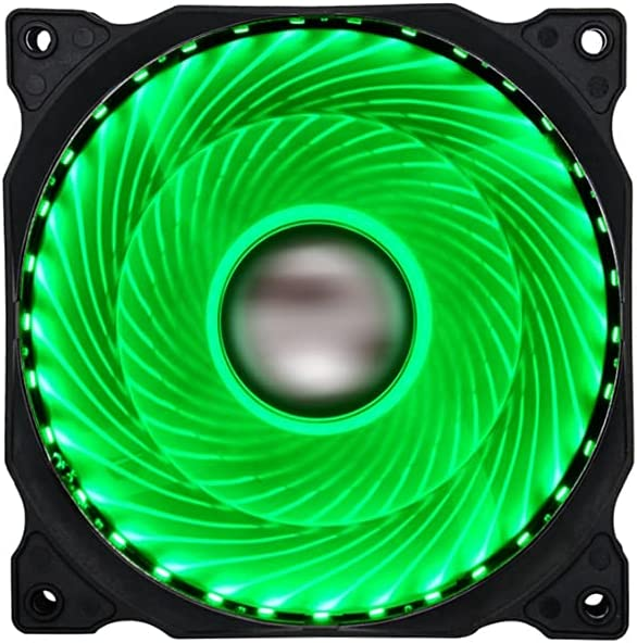 ZRJ Case Fans LED 2021 new 120mm Bombing free shipping Fan PC Cooling High Performance