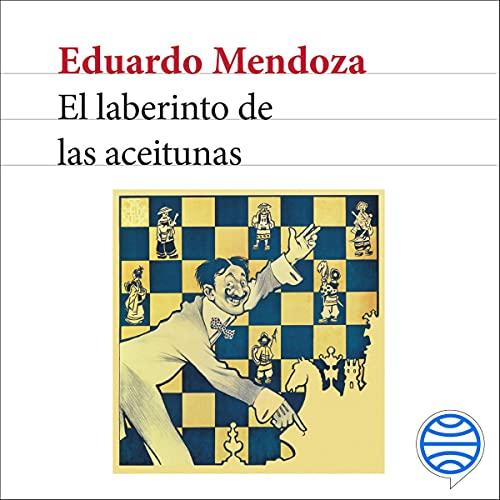 Diseño de la portada del título El laberinto de las aceitunas