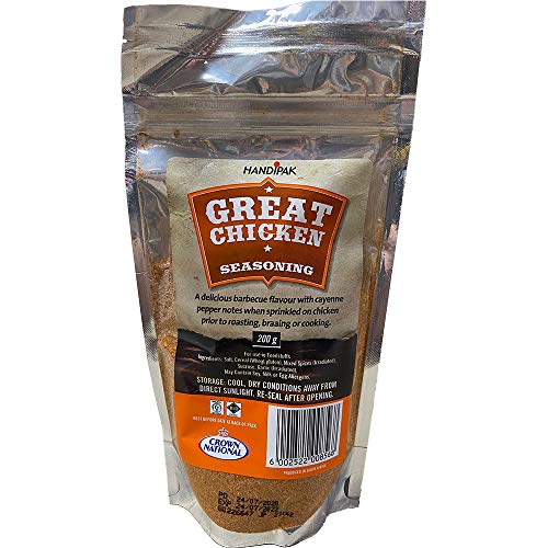 Crown National Great Chicken Seasoning South African Chicken Spice