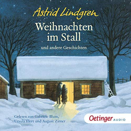 Weihnachten im Stall und andere Geschichten cover art