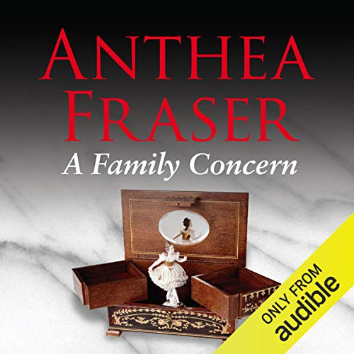 A Family Concern audiobook cover art
