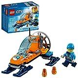 LEGO City Arctic Ice Glider 60190 Building Kit (50 Pieces)