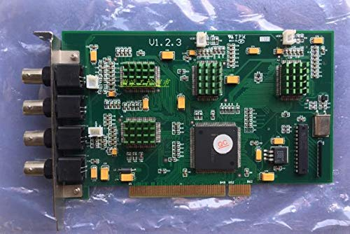 Calvas 1 year warranty, has passed the test DH-QP300 image capture card