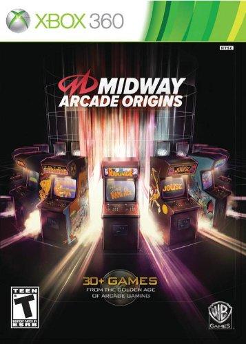 Midway Arcade Origins - Xbox 360