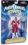 Power Rangers Saban's Lightspeed Rescue: Red Lightspeed Action Figure