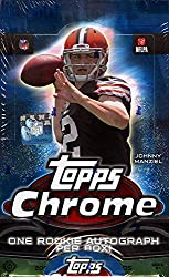 best top rated chrome football cards 2021 in usa