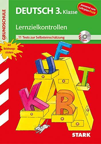 STARK Lernzielkontrollen Grundschule - Deutsch 3. Klasse
