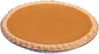 Sara Lee Chef Pierre Pre Baked Sweet Potato Open Face Specialty Pie, 10 inch -- 6 per case.