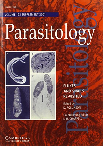 Flukes and Snails Revisited Paperback: 123 (Parasitology, Series Number 123)
