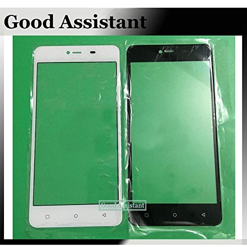 Lysee - Panel táctil para teléfono móvil – Hotsale universal para iPhone 7 7 Plus 8 8 Plus botón de inicio Flex Return Solución de 3ª generación Solución de color negro y blanco – (Color: Negro)