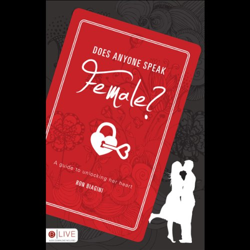 Does Anyone Speak Female? audiobook cover art