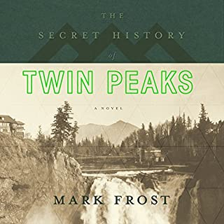 The Secret History of Twin Peaks audiobook cover art