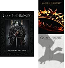 Game of Thrones: Seasons 1-3 Collection