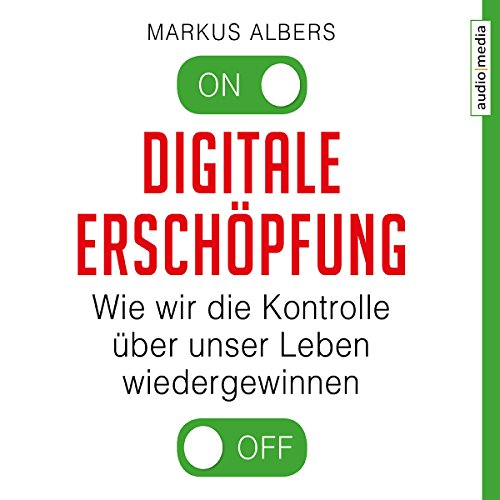 Digitale Erschöpfung audiobook cover art