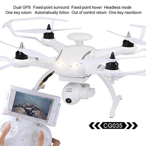 SPL/Aosenma CG035-W GPS Quadrocopter