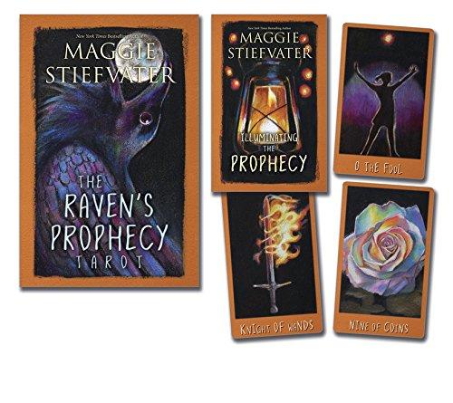 Stiefvater, M: The Raven's Prophecy Tarot