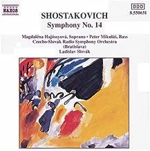 shostakovich symphony 14
