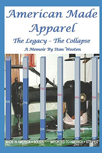 American Made Apparel: The Legacy - The Collapse A Memoir (AMA, Band 3)