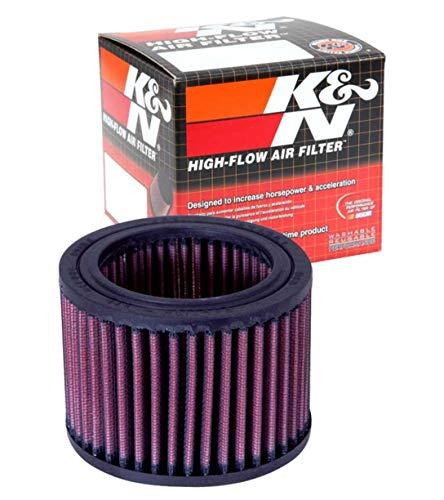 K&N BM-0400 Filtro de Aire Moto