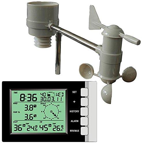 Estación meteorológica, inalámbrica BPSCA W-8682-MKII - IN07091 por WATSON