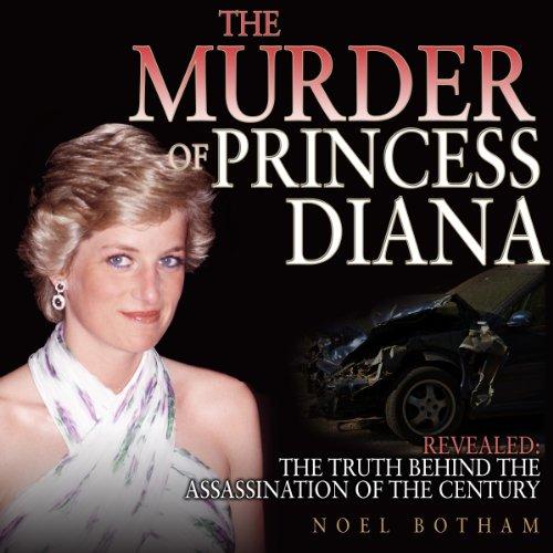 The Murder of Princess Diana audiobook cover art