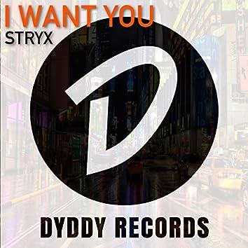 I Want You (feat. Joey Ferraro)