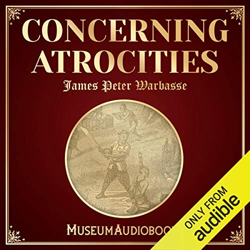 Concerning Atrocities audiobook cover art