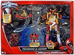 Power Rangers Ninja Steel Megazord & Cannon