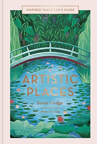 Artistic Places Inspired Traveller s Guides product image