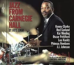 Jazz from Carnegie Hall Premier Octobre 1958