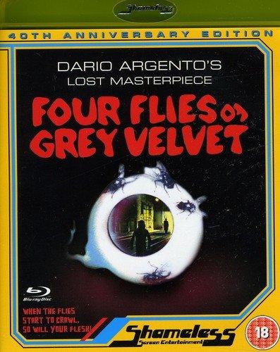 Four Flies On Grey Velvet [Blu-ray]