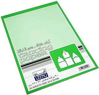 Leeno Tracing Paper 20 Sheets