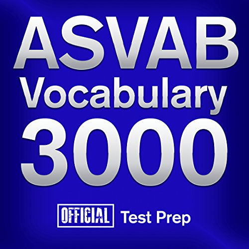Official ASVAB Vocabulary 3000 cover art