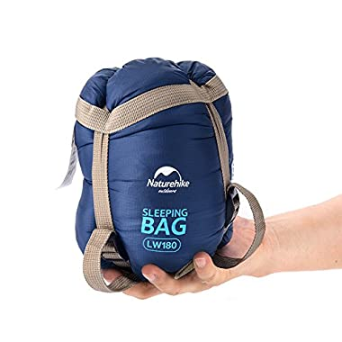 Naturehike NH15S003-D Mini Ultralight Sleeping Bag, Dark Blue