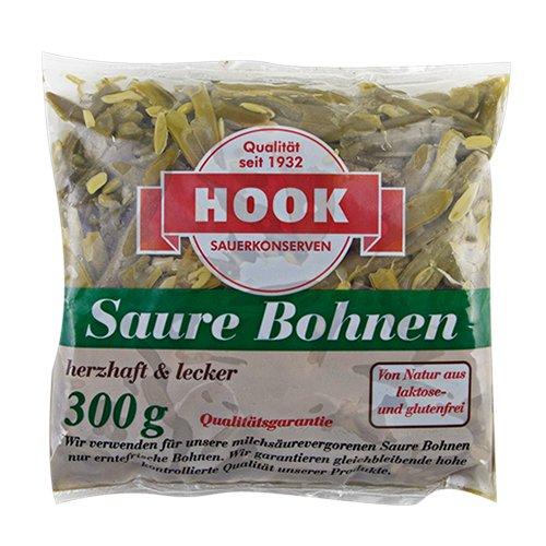 HOOK - Saure Bohnen - 300g (5 Beutel)