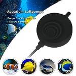 YIKANWEN-Aquarium-Luftpumpe-Ultra-leise-energiesparend-Membranpumpe-Sauerstoff-Pumpe-fr-Fischbecken-und-die-NanoaquarienWei