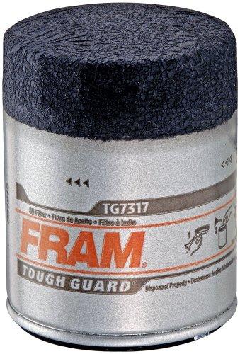 Fram TG7317 Tough Guard Passenger Car Spin-On Oil Filter (Pack of 2)