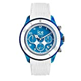 Ice Watch Unisex Chronograph Quartz with Silicone Strap 14224