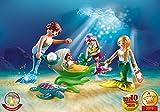 jeux Playmobil - Familia Sirena 70100