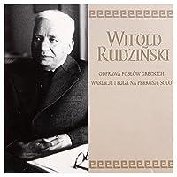 WITOLD RUDZINSKI/ ODPRAWA POSLOW GRECKICH