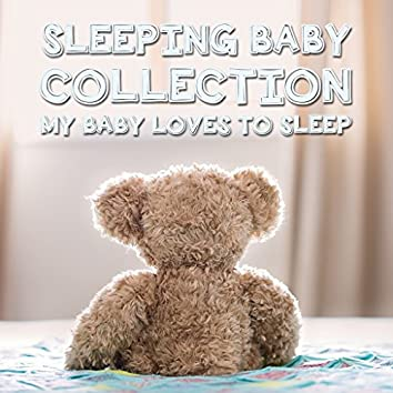 2018 A Sleeping Baby Collection: My Baby Loves to Sleep