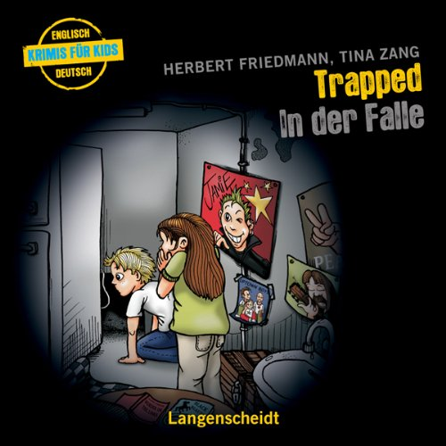 Trapped - In der Falle Titelbild